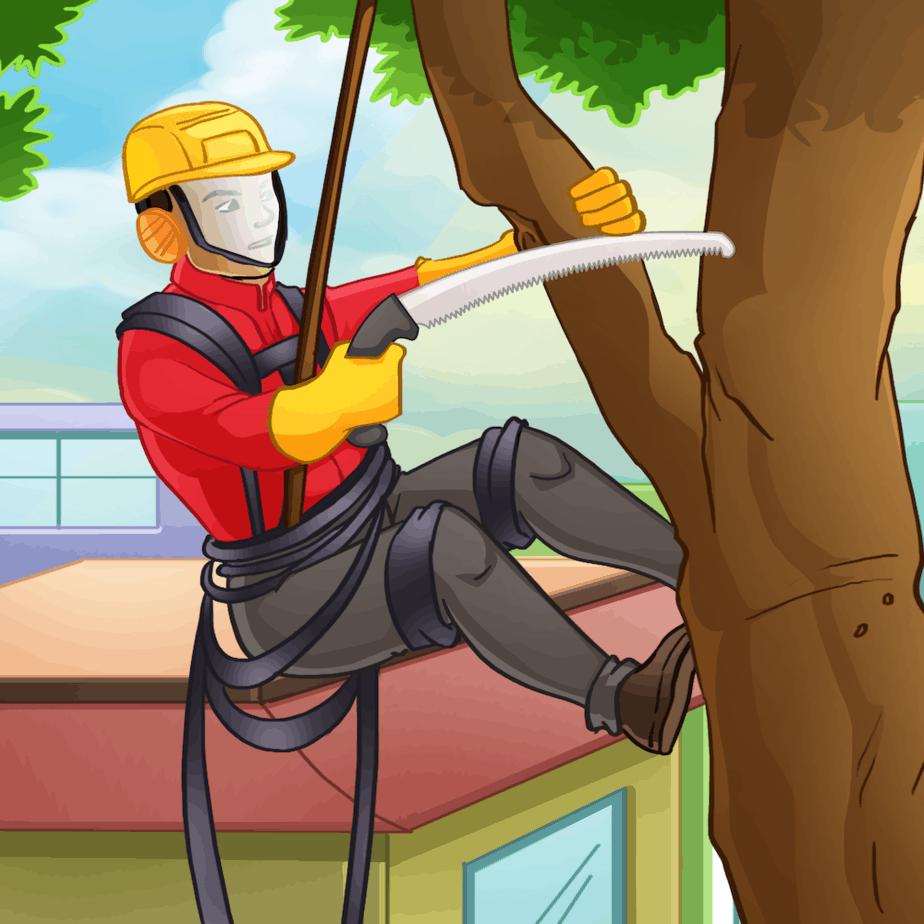 Puude lõikamine